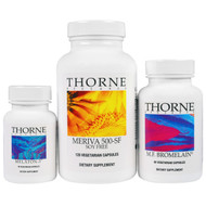 Thorne Research, Nutrigesic Kit, 3 Piece Kit