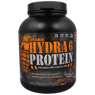 Grenade, Hydra 6 Protein, Premium Protein Blend, Chocolate Charge, 4 lb (1814 g)