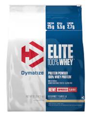 Dymatize Elite 100% Whey Protein Gourmet Vanilla - 10 lbs