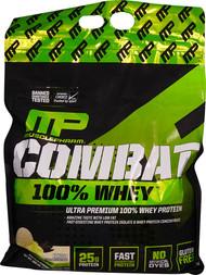 MusclePharm Combat 100% Whey Vanilla - 10 lbs