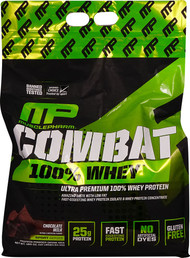 MusclePharm Combat 100% Whey Chocolate Milk - 10 lbs