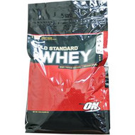 Optimum Nutrition Gold Standard 100% Whey Protein Isolates Rocky Road - 10 lbs