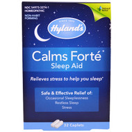 3 PACK OF Hylands, Calms Forte, Sleep Aid, 32 Caplets