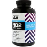MRI, NO2 Nitric Oxide Pre-Workout, 90 Caplets