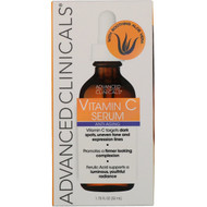 3 PACK OF Advanced Clinicals, Vitamin C, Anti Aging Serum, 1.75 fl oz (52 ml)