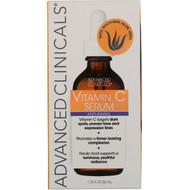 Advanced Clinicals, Vitamin C, Anti Aging Serum, 1.75 fl oz (52 ml)
