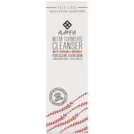 3 PACK OF Alaffia, Neem Tumeric Cleanser with Yarrow & Moringa, 3.4 fl oz (100 ml)
