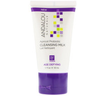 3 PACK OF Andalou Naturals, Cleansing Milk, Apricot Probiotic, Age Defying, 1.7 fl oz (50 ml)