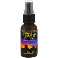 C.C. Pollen, Propolis Elderberry Spray, 1 fl oz (30 g)