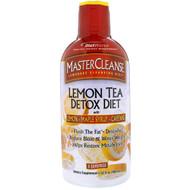 3 PACK OF DietWorks, MasterCleanse, Lemon Tea Detox Diet, 32 fl oz (946 ml)