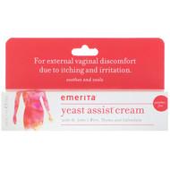 Emerita Yeast Assist Cream -- 1 oz