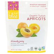 3 PACK OF Fruit Bliss, Organic Turkish Apricots, 5 oz (142 g)