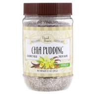 3 PACK OF FunFresh Foods, Dowd & Rodgers, Chia Pudding, Vanilla, 8.5 oz (241 g)