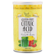 3 PACK OF FunFresh Foods, Dowd & Rodgers, Citric Acid, Gluten Free, 10 oz (280 g)