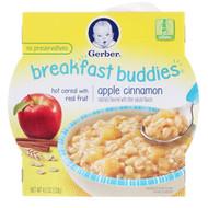 Gerber, Breakfast Buddies, Apple Cinnamon, Toddler, 4.5 oz (128 g)