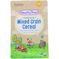 3 PACK OF Healthy Times, Organic, Mixed Grain Cereal, 6+ Months, 5 oz (142 g)