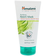 3 PACK OF Himalaya, Purifying Neem Mask, 5.07 fl oz (150 ml)