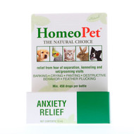 3 PACK OF HomeoPet, Anxiety Relief, 15 ml