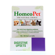 3 PACK OF HomeoPet, Digestive Upsets, 15 ml