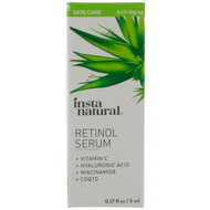 3 PACK OF InstaNatural, Retinol Serum, Anti-Aging, 0.17 fl oz (5 ml)