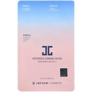 3 PACK OF Jayjun Cosmetic, Intensive Shining Mask, 1 Mask, 0.84 fl oz (25 ml)