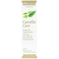 3 PACK OF Mild By Nature, Camellia Care, Green Tea Facial Cream, 1.7 fl oz (50 ml)