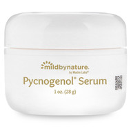3 PACK OF Mild By Nature, Pycnogenol Serum (Cream), Soothing and Anti-Aging, 1 oz (28 g)