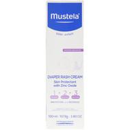 3 PACK OF Mustela, Baby, Diaper Rash Cream 1-2-3, 3.80 oz (100 ml)