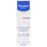 Mustela, Baby, Diaper Rash Cream 1-2-3, Fragrance Free, 3.80 oz (108 g)