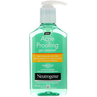 3 PACK OF Neutrogena, Acne Proofing, Gel Cleanser, 6 oz (170 g)