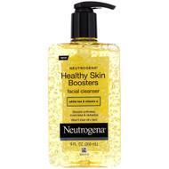 3 PACK OF Neutrogena, Healthy Skin Boosters, Facial Cleanser, 9 fl oz (266 ml)