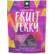 Nothing But The Fruit, Fruit Jerky, Concord Strawberry, Ginger & Coconut, 3 oz (85 g)