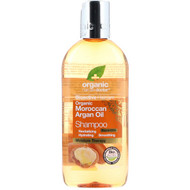 3 PACK OF Organic Doctor, Moisture Therapy, Organic Moroccan Argan Oil Shampoo, 9 fl oz (265 ml)