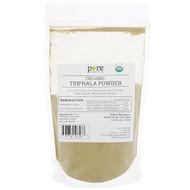 3 PACK OF Pure Indian Foods, Organic Triphala Powder, 8 oz (227 g)
