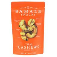 Sahale Snacks, Glazed Mix, Thai Cashews, 4 oz (113 g)