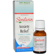 3 PACK OF Similasan, Anxiety Relief, 0.529 oz (15 g)