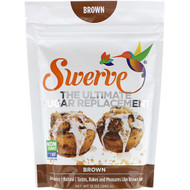 3 PACK OF Swerve, The Ultimate Sugar Replacement, Brown, 12 oz (340 g)