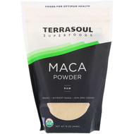 3 PACK OF Terrasoul Superfoods, Maca Powder, Raw, 16 oz (454 g)