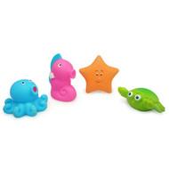 Tolo Toys, Tolo Splash, Ocean Squirters, 6+ Months, 1 Set