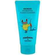 3 PACK OF Tony Moly, Pokemon, Foam Cleanser, Hydrating, Kkobugi, 150 ml