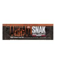 3 PACK OF Universal Nutrition, Animal Snak Bar, Double Chocolate Brownie, 1 Bar, 3.3 oz (94.6 g)