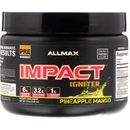 ALLMAX Nutrition, Impact Igniter, Pineapple Mango, 4.05 oz (115 g)