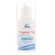 AllVia, Progensa Plus, Progesterone Cream Plus Phytoestrogens, Unscented, 4 oz (113.6 g)