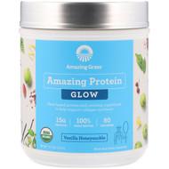 Amazing Grass Amazing Protein Glow Vanilla Honeysuckle -- 15 Servings
