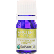 Ancient Apothecary, Frankincense Trinity, .16 oz (5 ml)