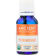 Ancient Apothecary, Turmeric, .5 oz (15 ml) (Discontinued Item)