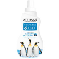 ATTITUDE, Concentrated Laundry Detergent, Wildflowers, 70 Loads, 35.5 fl oz (1.05 l)