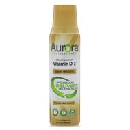Aurora Nutrascience, Micro-Liposomal Vitamin D3, 3000 IU, 5.4 fl oz (160 ml)