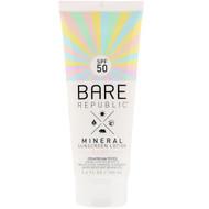 Bare Republic, Mineral Sunscreen Lotion, Baby, SPF 50, 3.4 fl oz (100 ml)