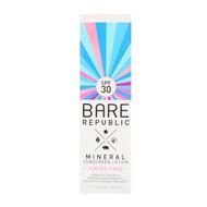 Bare Republic, Mineral Sunscreen Lotion, Tinted Face, SPF 30, 1.7 fl oz (50 ml)